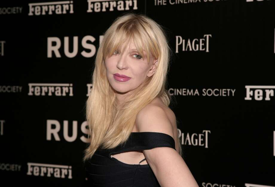 Courtney Love:  Musician, nominated by George S. Photo: Andy Kropa, Associated Press