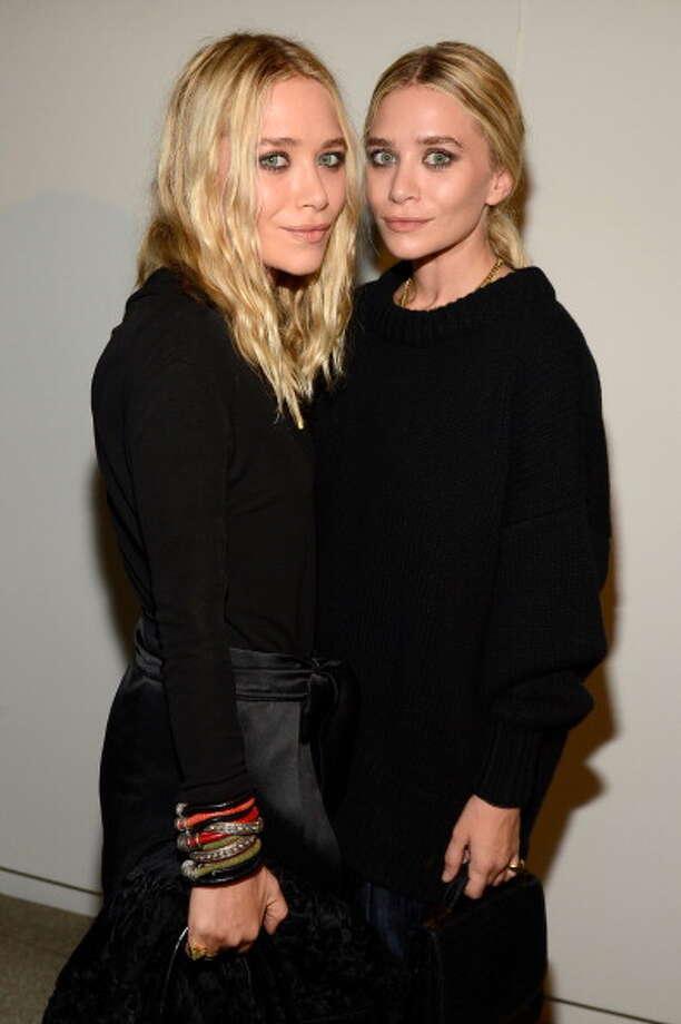 Mary-Kate Olsen and Ashley Olsen -- nominated by skiver. Photo: Kevin Mazur / 2013 Kevin Mazur