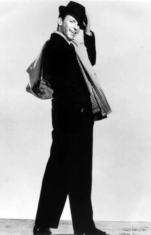 "Frank Sinatra from the 1957 movie ""Pal Joey.""  Many nominations."
