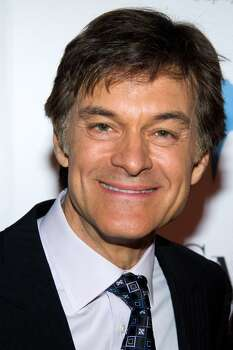 "Dr. Mehmet Oz (host of ""The Dr. Oz Show"") is getting his hand slapped by the U.S. government as his weight loss claims are being called into question, such as touting green coffee beans in 2012.  Photo: Charles Sykes, Associated Press"