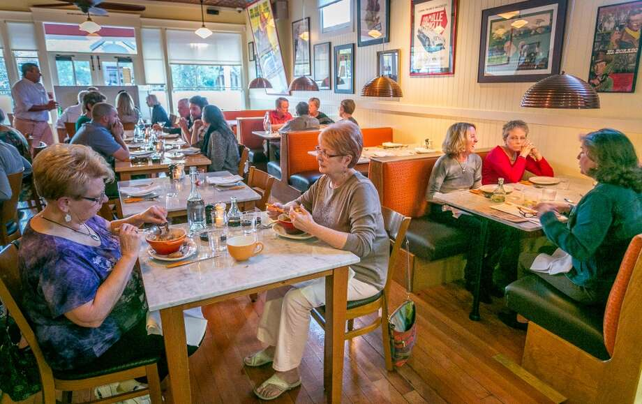 Dinner at Ciccio Photo: John Storey, Special To The Chronicle