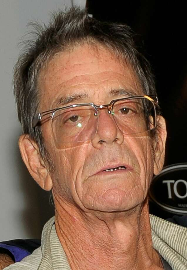 "TORONTO, ON - SEPTEMBER 13: Musician Lou Reed attends The Weinstein and Alliance Pictures Party for ""Miral"" hosted by TOD'S held at the Art Gallery of Toronto during the 2010 Toronto International Film Festival on September 13, 2010 in Toronto, Canada.  (Photo by Charley Gallay/Getty Images for TOD's) Photo: Getty Images For TOD's"