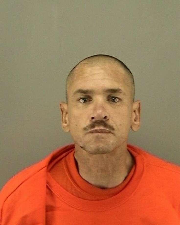 Daniel Grijalva has been arrested 98 times in San Francisco since 1991. Photo courtesy San Francisco Police Department Photo: M&r28, San Francisco Police Department