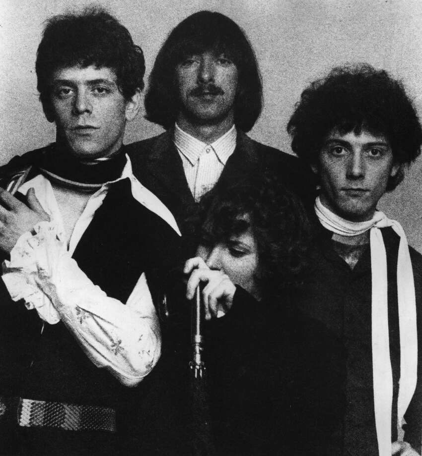 THE VELVET UNDERGROUND. -1- MCBRIDE. Photo: NONE
