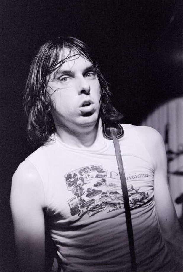 Johnny Ramone, The Ramones. (Oct. 8, 1948 - Sept. 15, 2004) Photo: Skip Bolen, . / WireImage