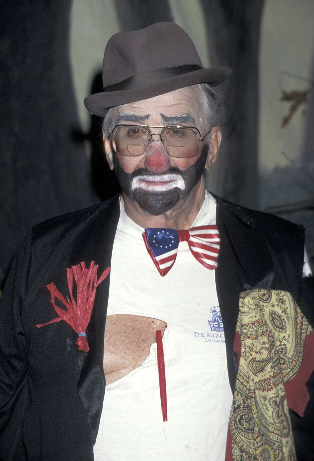 "Ed McMahon at the 2nd Annual ""Dream Halloween"" AIDS Benefit in 1995. Photo: Jim Smeal, WireImage / Ron Galella Collection"