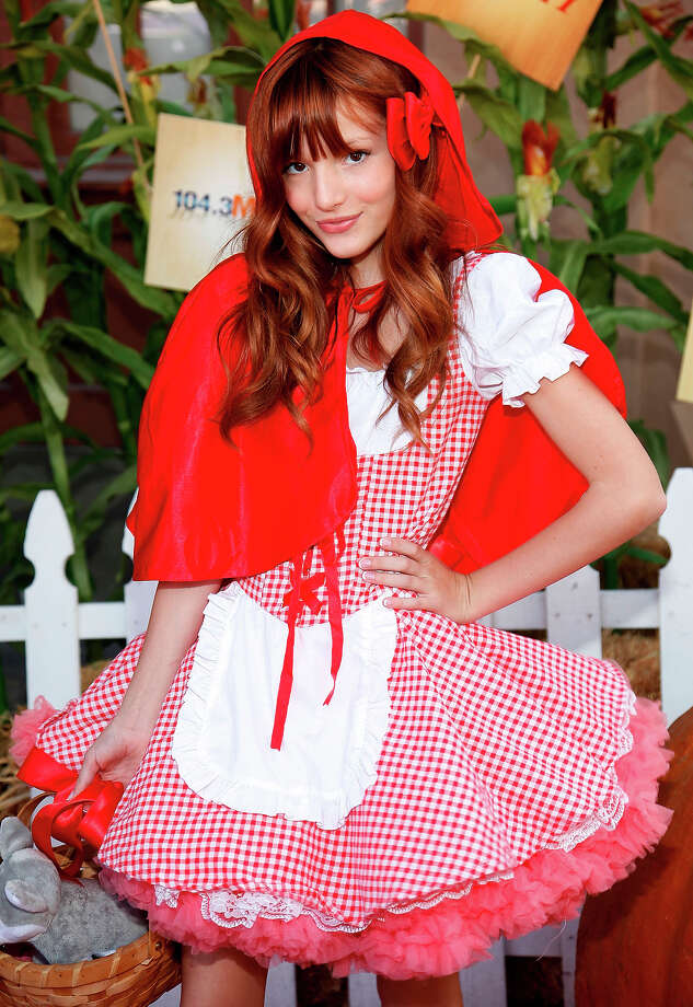 Bella Thorne attends Camp Ronald McDonald For Good Times' 17th Annual Halloween Carnival at Universal Studios Backlot on October 25, 2009 in Universal City, California. Photo: Brian To, FilmMagic / 2009 Brian To