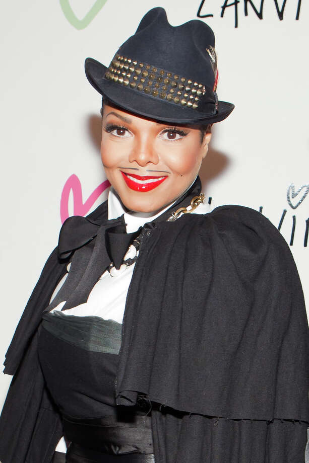 Janet Jackson attends the 2010 Halloween Extravaganza at Lanvin Boutique on October 29, 2010 in New York City. Photo: Michael Stewart, WireImage / 2010 Michael Stewart