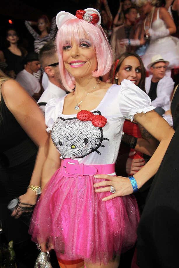 Bethenny Frankel attends Heidi Klum's 12th Annual Halloween Party at TAO Nightclub at the Venetian on October 29, 2011 in Las Vegas. Photo: Chris Weeks, WireImage / 2011 Chris Weeks