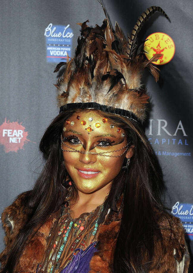 Recording artist Wendy Martell attends sCare Foundation's 2nd annual Halloween Benefit honoring actor Malcolm McDowell and Kyle Richards at The Conga Room at L.A. Live on October 28, 2012 in Los Angeles. Photo: Allen Berezovsky, WireImage / 2012 Allen Berezovsky