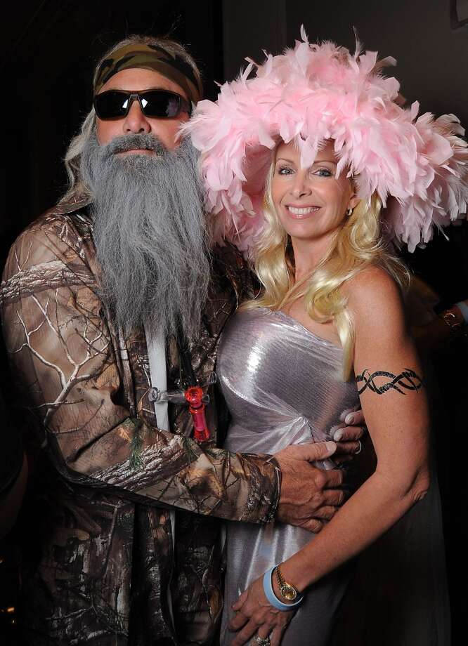 Jeff and PamGerrans at the 5th annual Bash: A Halloween Happening Photo: Dave Rossman, For The Houston Chronicle