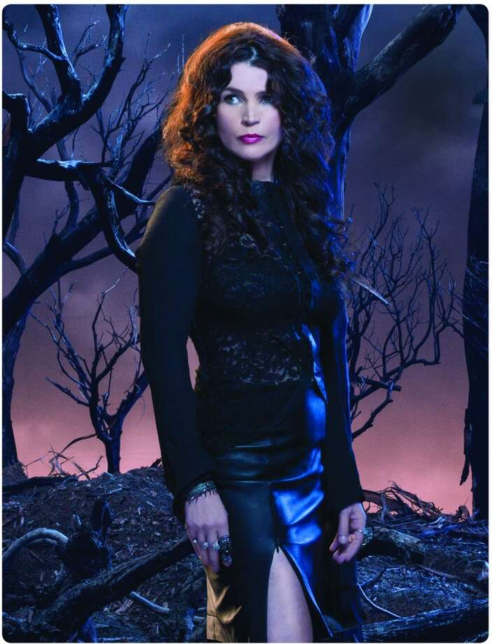 "Julia Ormond as Joanna Beauchamp in ""Witches of East End,"" which premiered Oct. 6 on Lifetime. Photo: Lifetime"