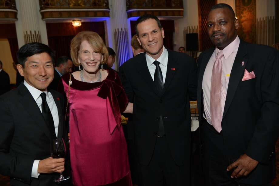 29th Annual Human Rights Campaign Gala on Saturday, October 19 at the Westin Saint Francis (photo by Kat Fitzgerald.)