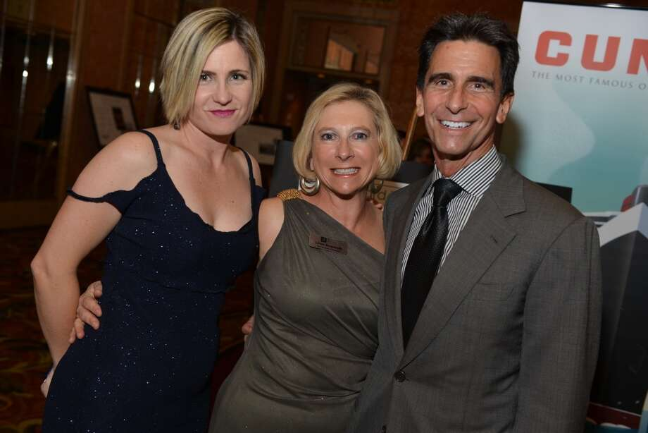 Guests with Senator Mark Leno at the 29th Annual Human Rights Campaign Gala on Saturday, October 19 at the Westin Saint Francis (photo by Kat Fitzgerald.)