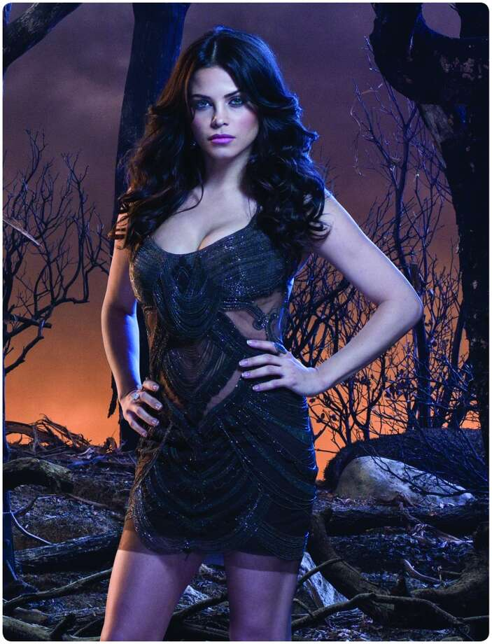 "Jenna Dewan-Tatum as Freya Beauchamp in ""Witches of East End."" Photo: Lifetime"