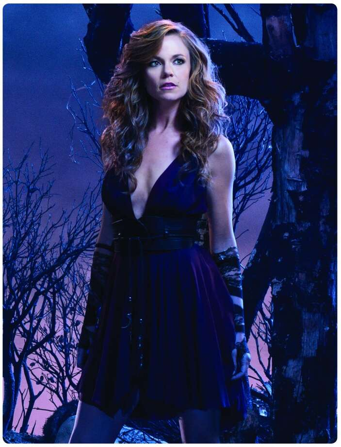 "Rachel Boston as Ingrid Beauchamp in ""Witches of East End."" Photo: Lifetime"
