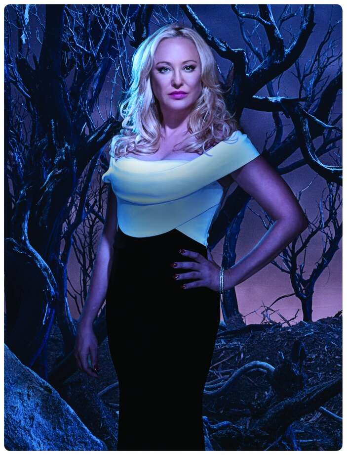 "Virginia Madsen in ""Witches of East End."" Photo: Lifetime"