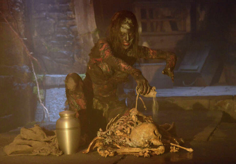"""A witch from the 1700s has been awoken by unknown evils in """"Sleepy Hollow,"""" airing Mondays on Fox."""