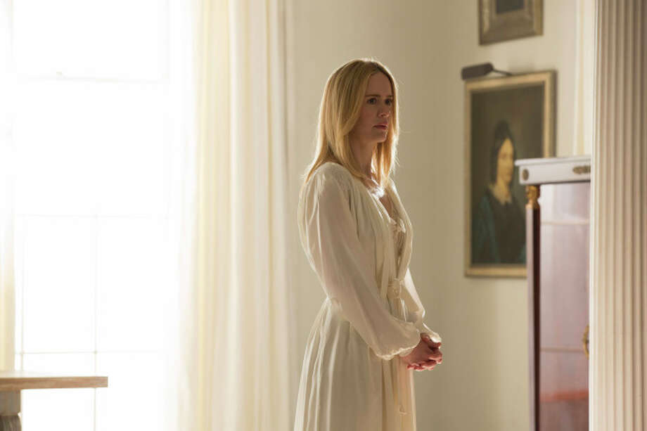 "Sarah Paulson as Cordelia in ""American Horror Story: Coven."" Photo: Michele K. Short, FX"