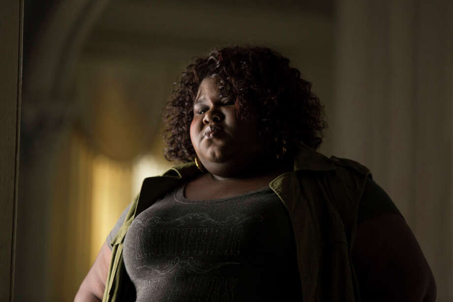 "Gabourey Sidibe as Queenie in ""American Horror Story: Coven."" Photo: MIchele K Short, FX"