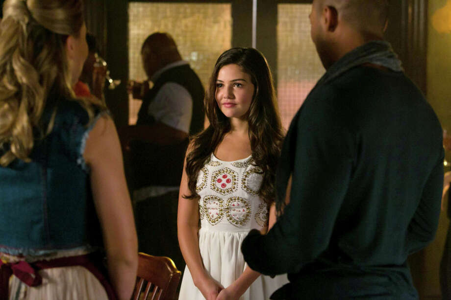 """Davina, a character on The CW show """"The Originals,"""" is a witch. Photo: Tina Rowden, Tina Rowden/The CW / © 2013 THE CW NETWORK, LLC. ALL RIGHTS RESERVED"""