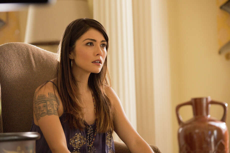 "Daniella Pineda as Sophie, a witch in ""The Originals."" Photo: Bob Mahoney, Bob Mahoney/The CW / © 2013 The CW Network.  All Rights Reserved."