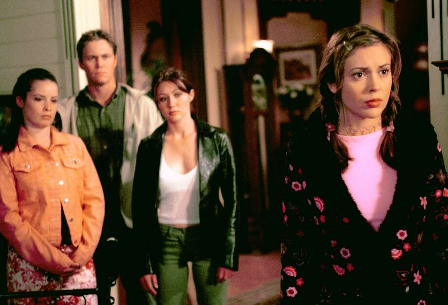 "The cast of ""Charmed."" Photo: THE WB/BYRON COHEN, TLP"