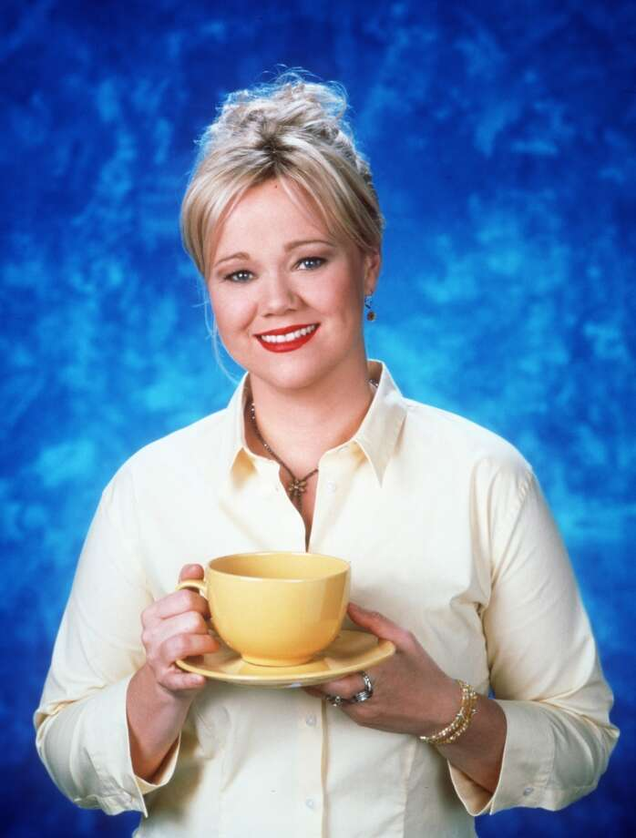 "Caroline Rhea, one of the aunts in ""Sabrina the Teenage Witch."" Photo: James Sorensen, THE WB  C2000"