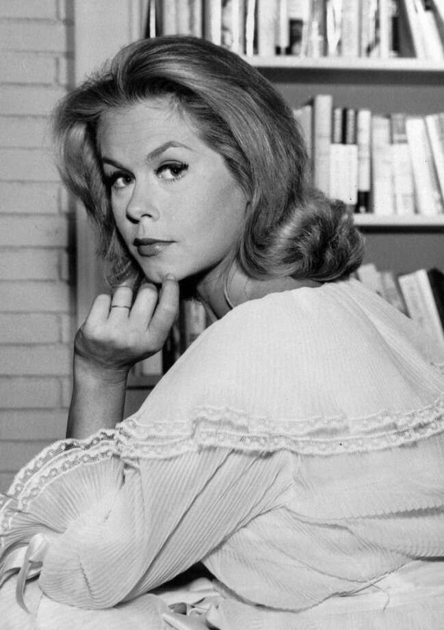 "Actress Elizabeth Montgomery in ""Bewitched,"" 1964. Photo: AP"