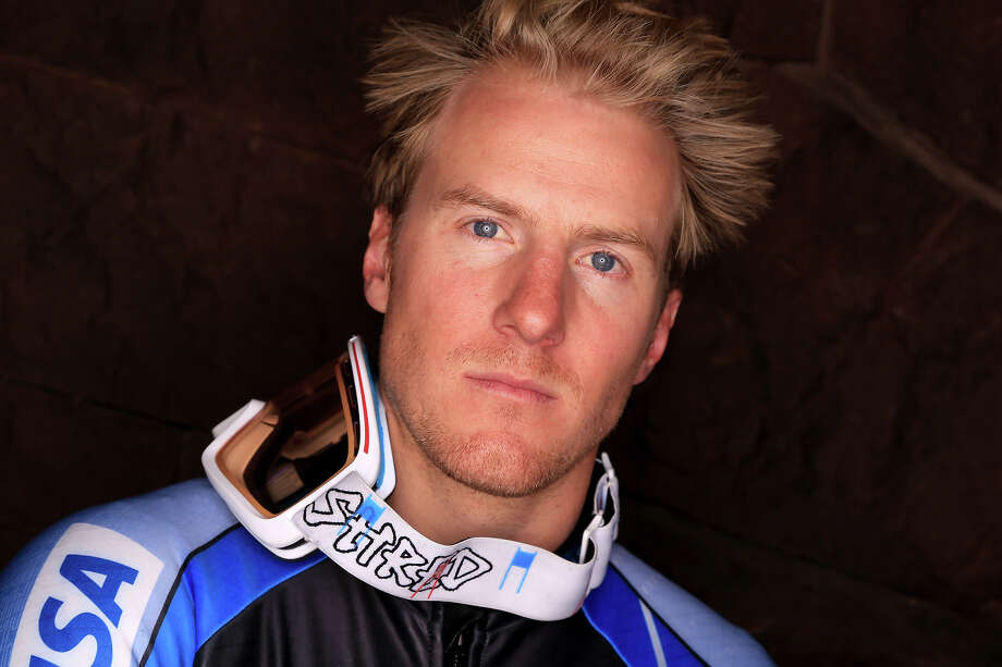 Alpine skier Ted Ligety poses for a portrait during the USOC Media Summit ahead of the Sochi 2014 Winter Olympics on September 29, 2013 in Park City, Utah. Photo: Doug Pensinger, Getty Images / 2013 Getty Images