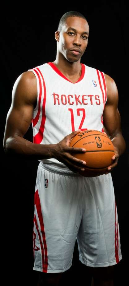 Dwight Howard Position: Center Height: 6-11 Weight: 265 College/Pre-NBA: SW Atlanta Christian Academy  Experience: 9 years Contract status: Has a player option after the 2015-16 season. Photo: Smiley N. Pool, Houston Chronicle