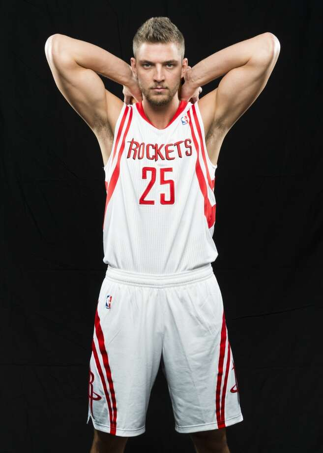 Chandler Parsons Position: Small forward Height: 6-9 Weight: 227 College: Florida Experience: 2 years Contract status: Will be a restricted free agent after the 2013-14 season. Photo: Smiley N. Pool, Houston Chronicle