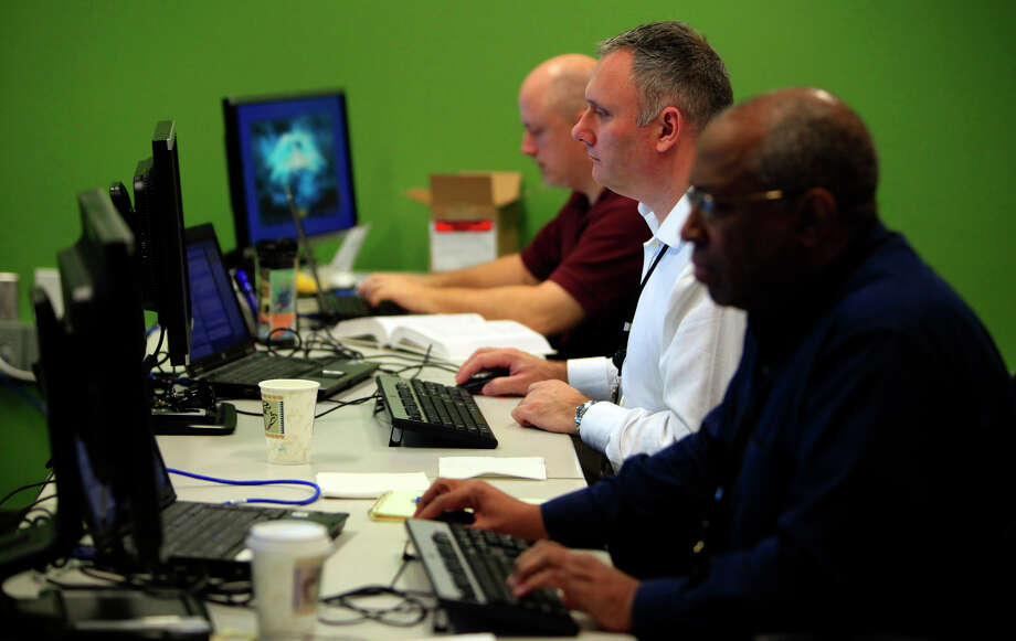 Accenture does software testing and development and cyber security related work for public and private entities. Midsize: Texas Lutheran University Small: Health By Design Photo: JOHN DAVENPORT, SAN ANTONIO EXPRESS-NEWS / jdavenport@express-news.net