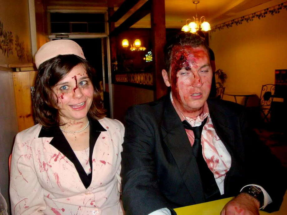 Victims of crime:Many Americans can still recall in vivid detail the tragic day JFK was assassinated.  It's insensitive and in bad taste to wear costumes that make light of someone's death. Photo: Photo From Imgur.