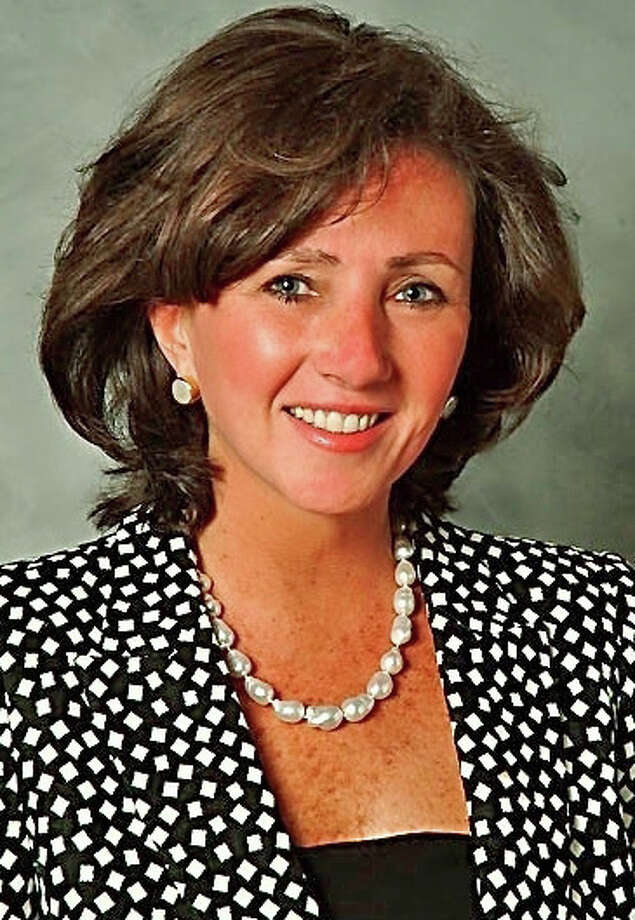 Peyton Patterson, of New Canaan, the president and CEO of Bankwell Financial Group and the CEO of Bankwell, is the keynote speaker at the second annual Working Womenís Luncheon Thursday, Nov. 7, in Westport. Photo: Contributed Photo, Contributed / New Canaan News Contributed