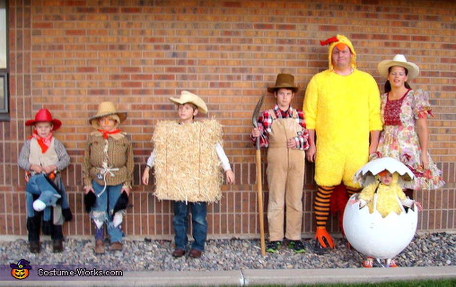 Farm family Photo: