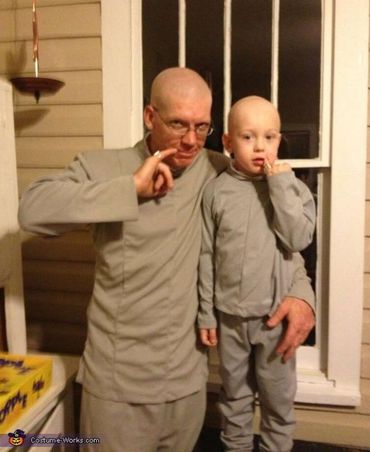Dr. Evil and his twin Photo: