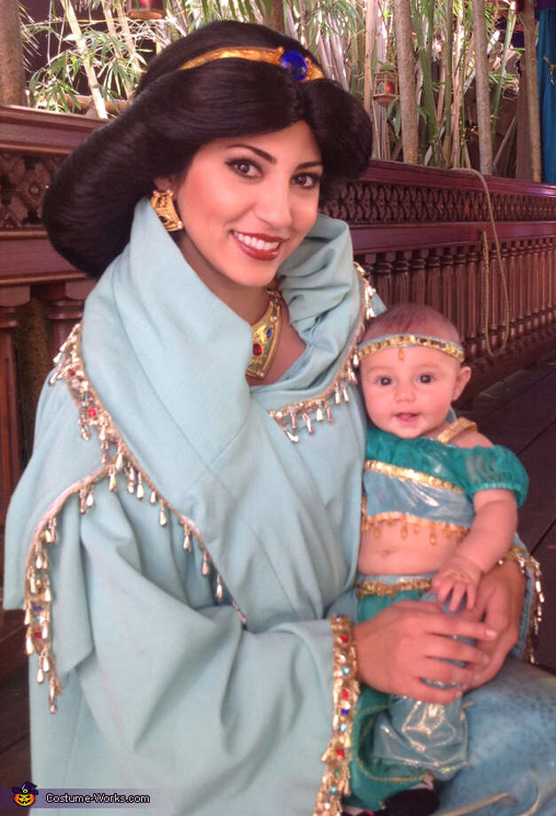 Princess Jasmine Photo: