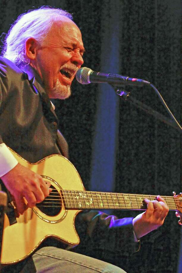 Three veteran singer-songwriters are teaming up on Saturday, Nov. 9 at the Voices Café including Craig Bickhardt, who borught the group together. Photo: Contributed Photo / Westport News