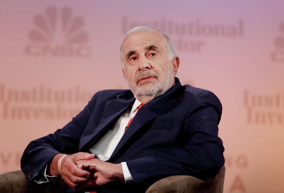 Carl Icahn has invested $100 million in San Francisco ride service company Lyft. Photo: HEIDI GUTMAN / New York Times / CNBC