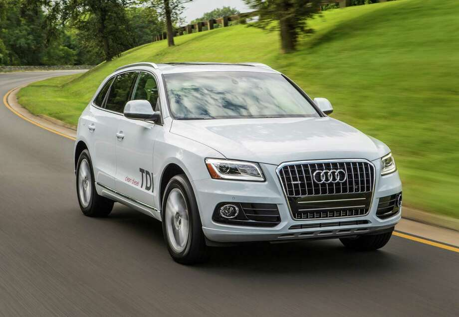 This undated image made available by Audi shows the 2014 Audi Q5 TDI. On Monday, Oct, 28, 2013, Japanese brands took top spots in a Consumer Reports reliability survey. (AP Photo/Audi) ORG XMIT: NYBZ105 Photo: Uncredited / Audi