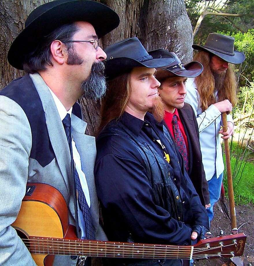 The Pine Box Boys play Thursday at Slim's as part of Boograss: Hillbilly Halloween Hoedown. Photo: Anita Beshirs