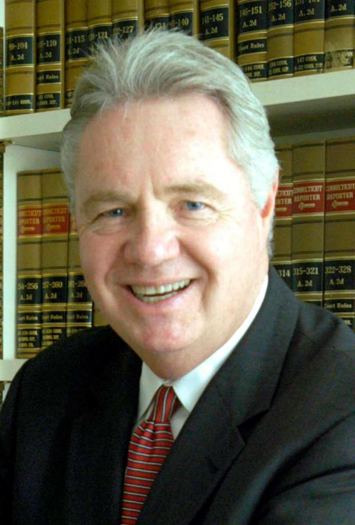 Ridgefield Probate Judge Joe Egan