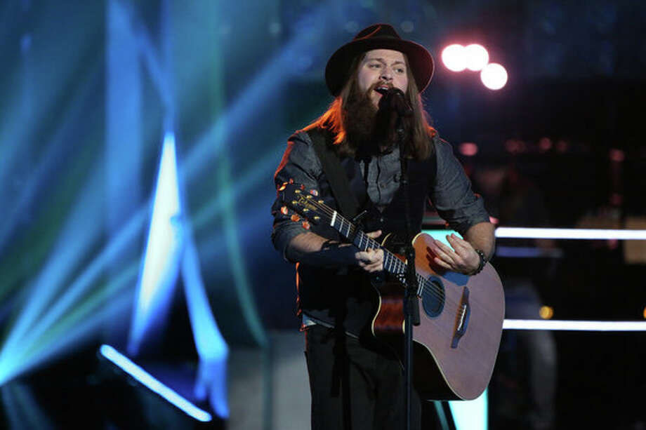 "THE VOICE -- ""Knockout Rounds"" Episode 511 -- Pictured: Cole Vosbury -- (Photo by: Tyler Golden/NBC) Photo: NBC, Tyler Golden/NBC / 2013 NBCUniversal Media, LLC"