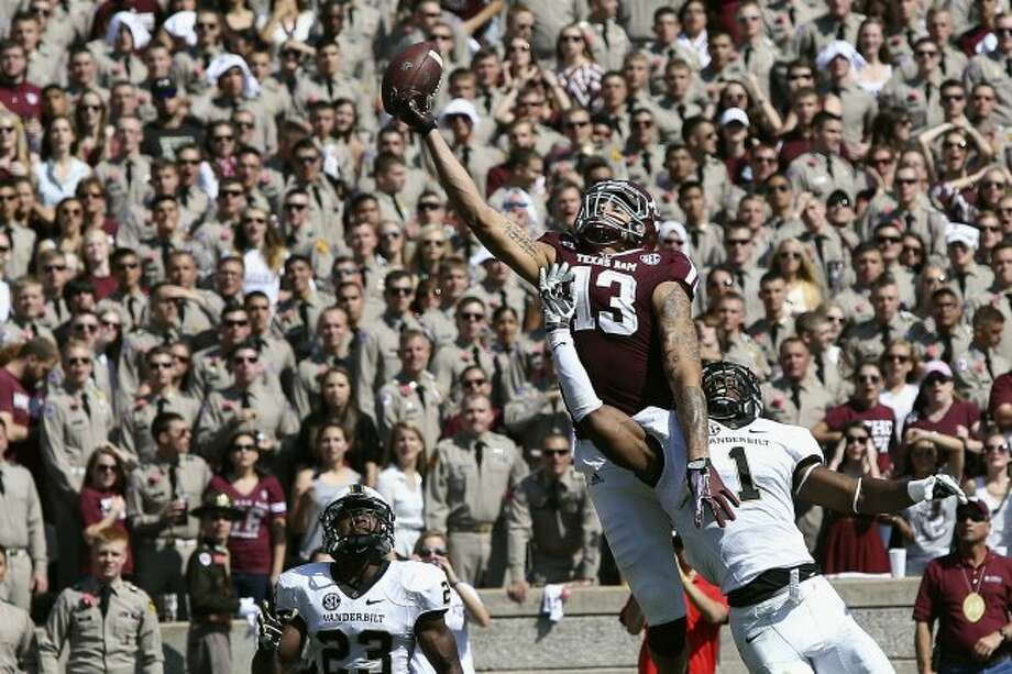 Mike Evans is proving worthy to Manziel's partner in offensive crime.