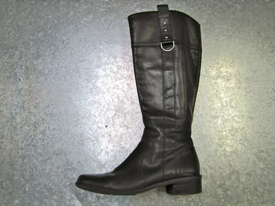Riding boots, $29.99, Company E2, Beaumont Photo: Cat5