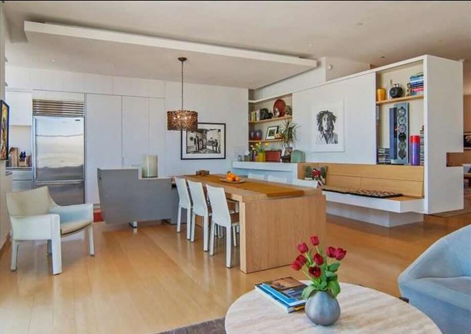 #2. 2424 Jones Street, San Francisco: Russian Hill 4 bed, 3 bath, listing for $5,995,000. Photo: MLS