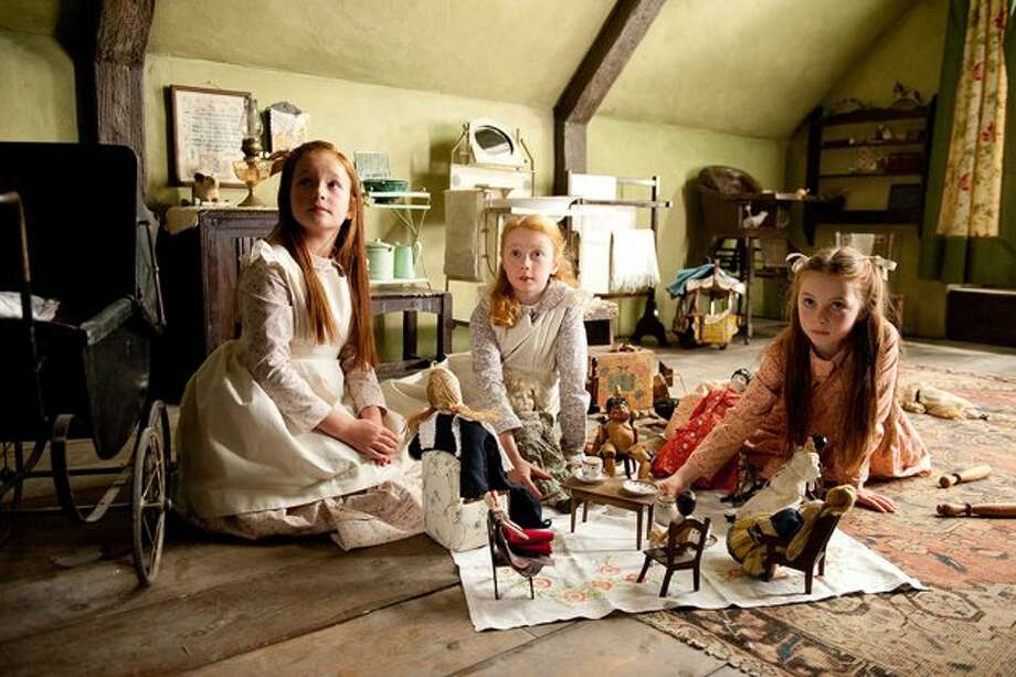 "Tea Parties:  In the opening scene of ""The Woman in Black"" (2012), three girls are completely engrossed in a tea party when a ghostly influence comes over them and convinces them to make their way to the upper story windows.   In ""Paranormal Activity 3"" (2011), even demon Toby takes a break from flinging people around the house to have tea with Kristi.  So remember, no matter how cute it seems, there's always the chance that the imaginary friend a child has invited to tea is really a demon or evil spirit hell-bent on killing and destruction. Photo: AP, Momentum Pictures"