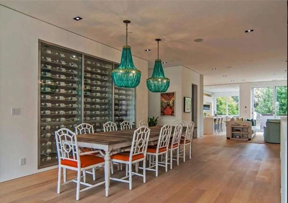 #1. 2829 Greenwich, San Francisco. 4 bed, 3.5 bath single-family home that recently sold for $$5,850,000. Photo: MLS