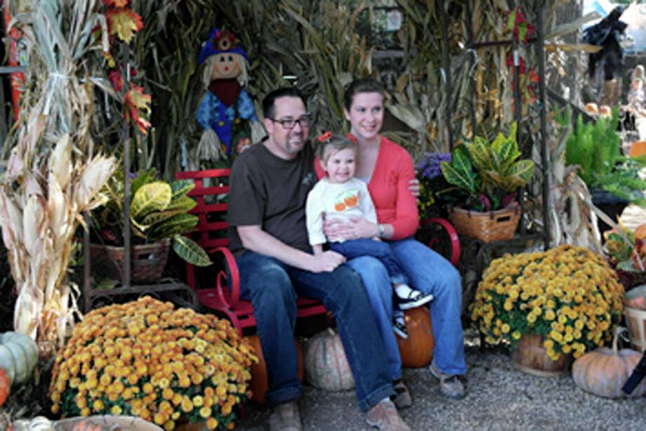 2013 Milbergers Halloween Photo: San Antonio Express-News